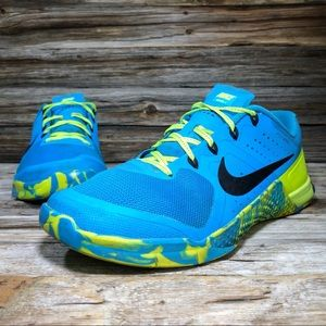 Nike Metcon 2 Blue Running Shoes Women 9